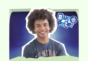 Blue Peter presenter Radzi Chinyanganya