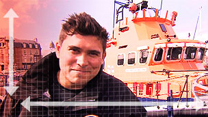 Rav Wilding and rescue mission vehicles