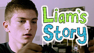 Liam from The Dumping Ground.