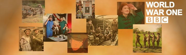 World War One on CBBC.