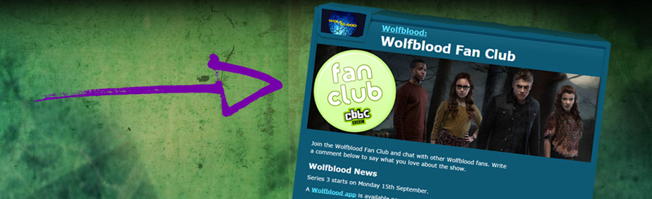 The Wolfblood fan club.