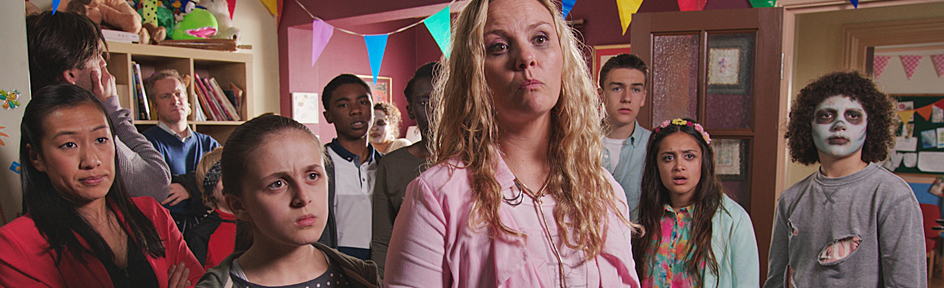 The kids of the Dumping Ground.