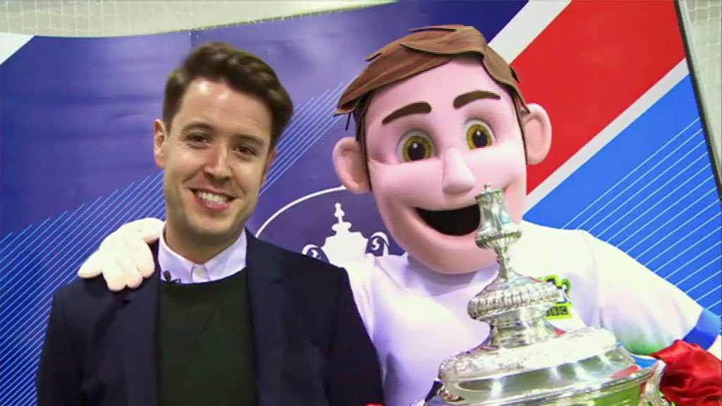 FA Cup Draw - Behind the Scenes