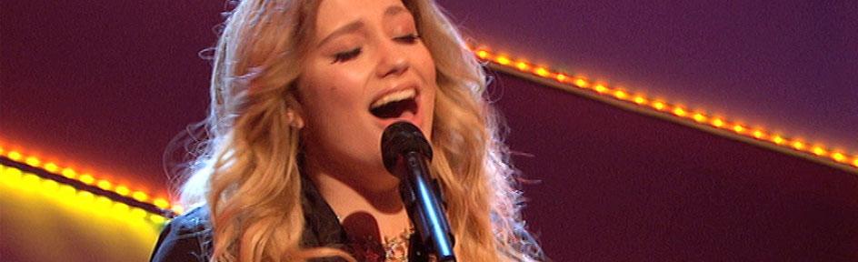 Ella Henderson performance