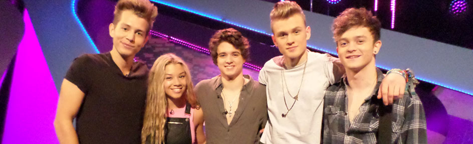 The Vamps on Friday Download.