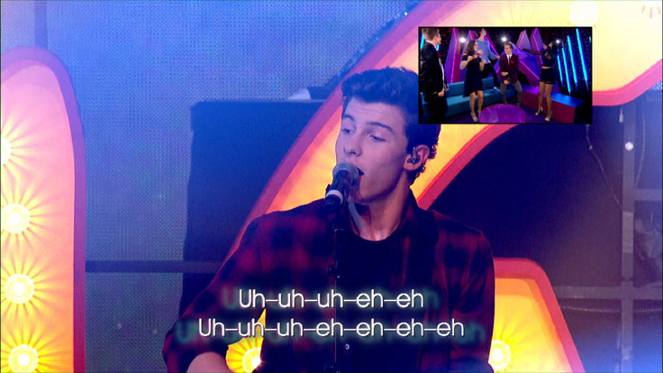 Shawn Mendes performs Cecilia