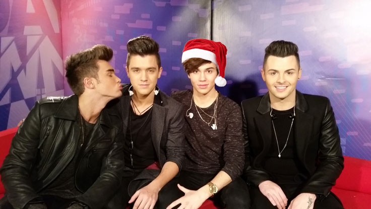 Union J on Friday Download.