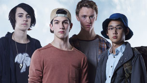 The Nowhere Boys.
