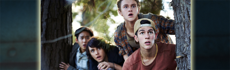 Nowhere Boys cast