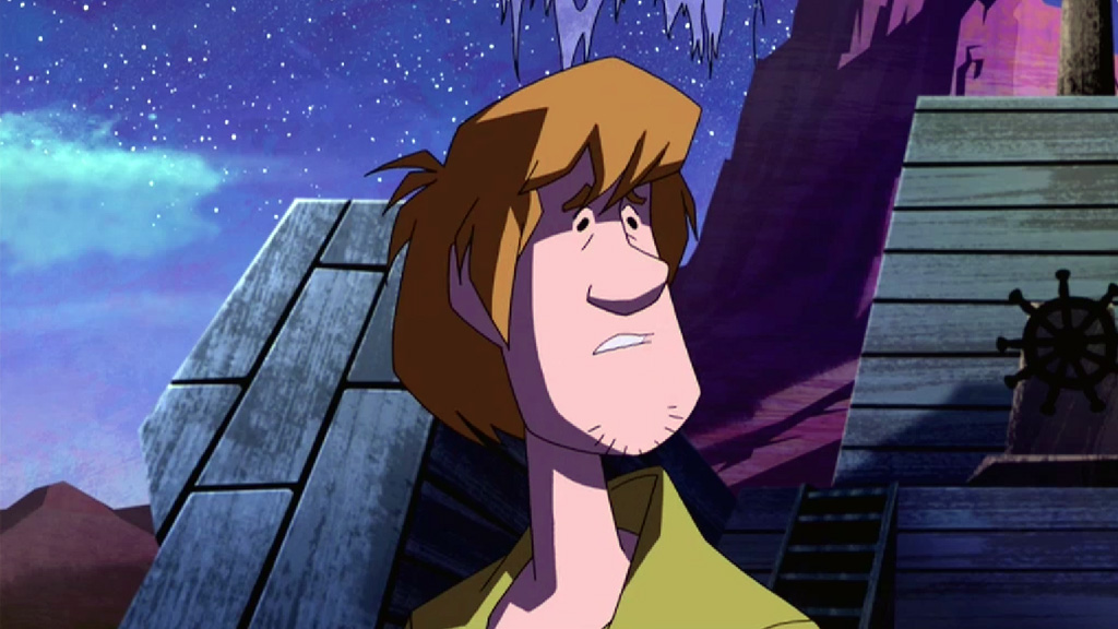 Shaggy from Scooby Doo Mystery Incorperated