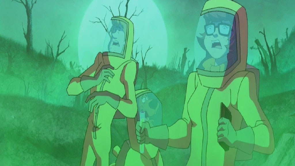 Scooby, Shaggy and Velma