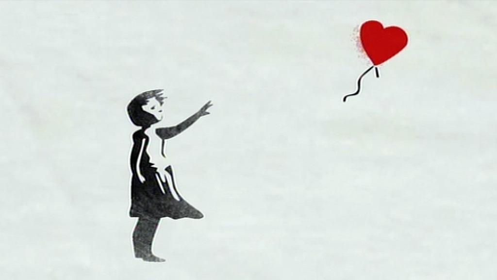 Banksy artwork