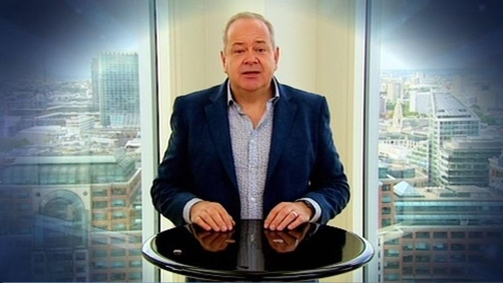 John and his interactive coin illusion