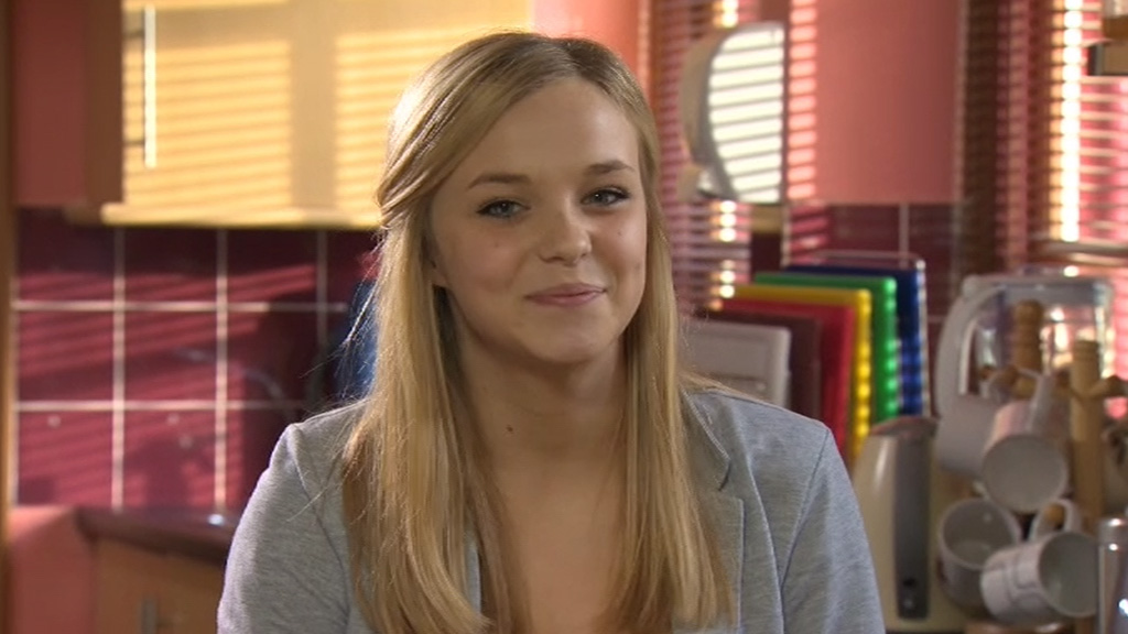 Lily from The Dumping Ground