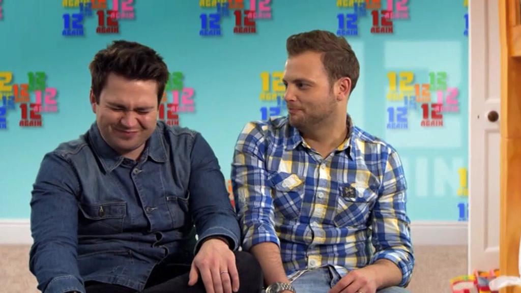 Sam and Mark.