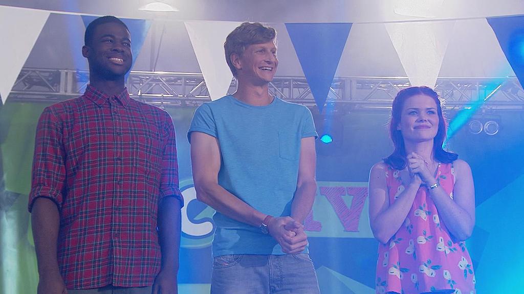 Lindsey, Ben and Freddie