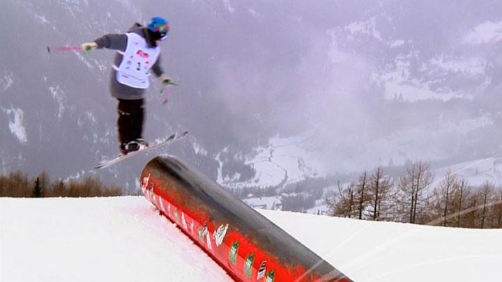 Ski and Snowboard Slopestyle