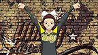 Megan from My Team: The Cheerleaders