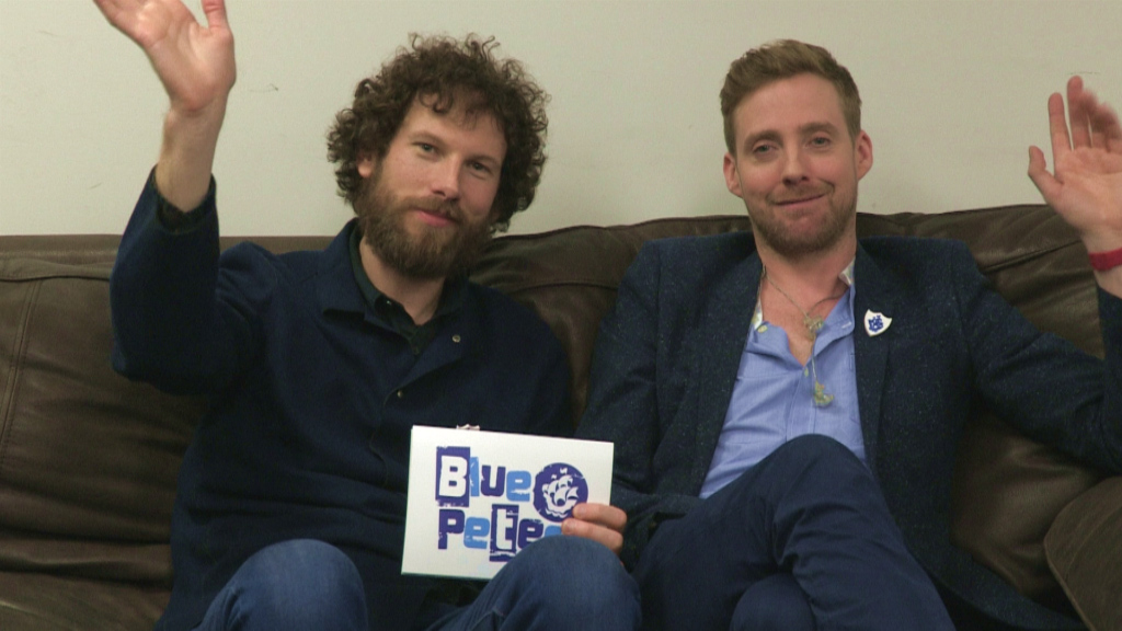 Ricky Wilson and Simon Rix