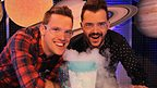 Greg Foot and Barney Harwood
