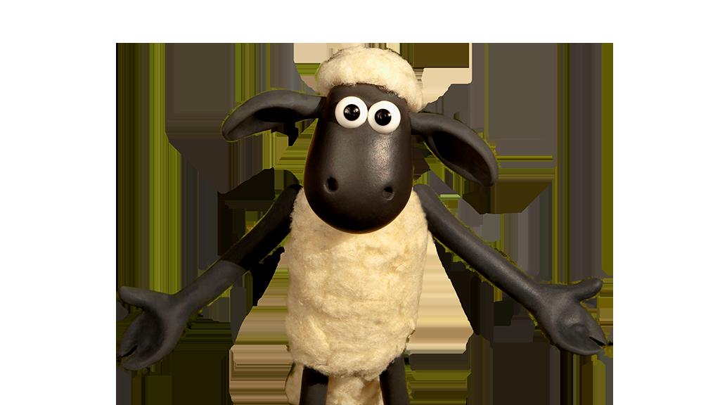 Shaun the Sheep Face