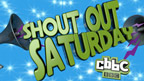 Shout Out Saturday logo.
