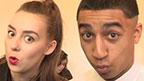 Karim and Grace.