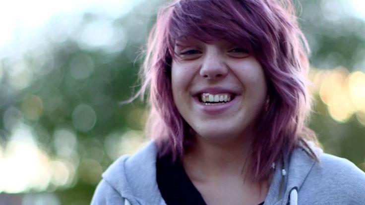 Teen Hero Shannon.