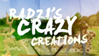 Radzi's Crazy Creations - Bird Feeder