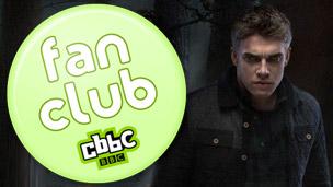 Cerys' Wolfblood fan club banner.