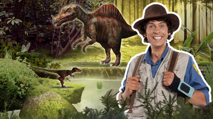 Andy's Dinosaur Adventures - Andy's Dinosaur Adventures Game