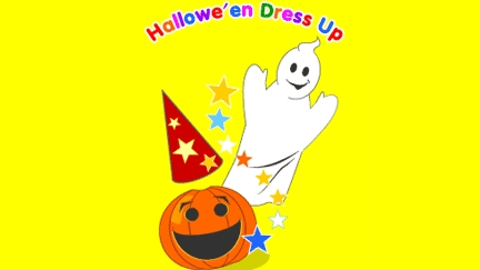 Balamory - Hallowe'en Dress Up