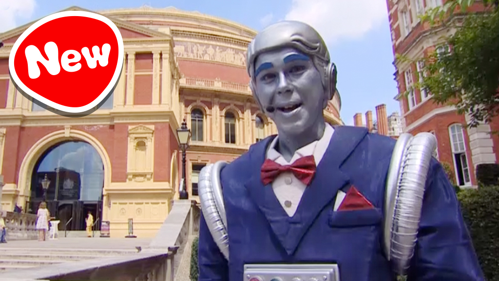 CBeebies Prom - The Royal Albert Hall