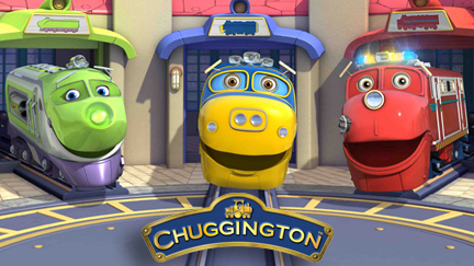 Chuggington and friends