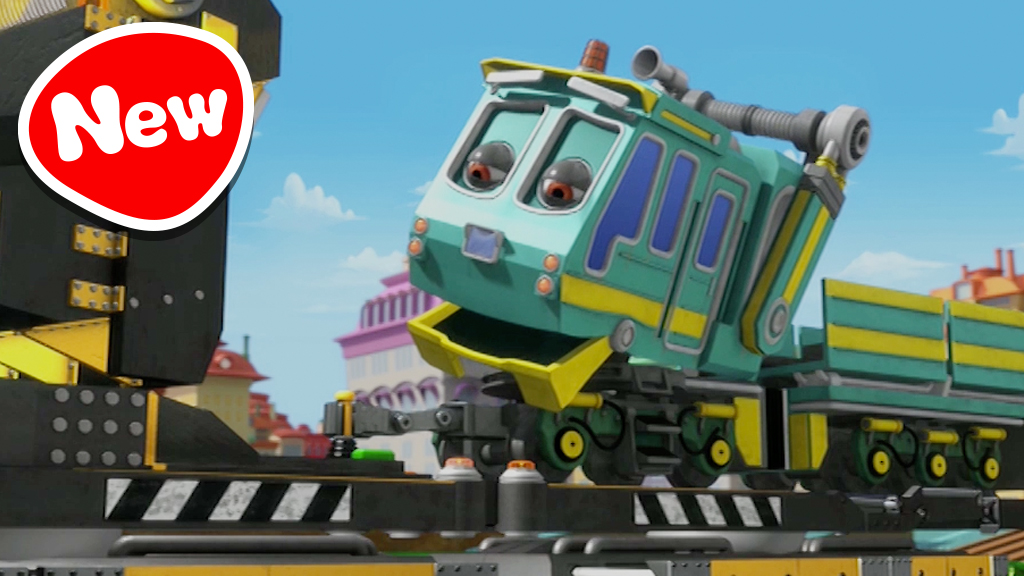 Chuggington - Get to Know Cormac