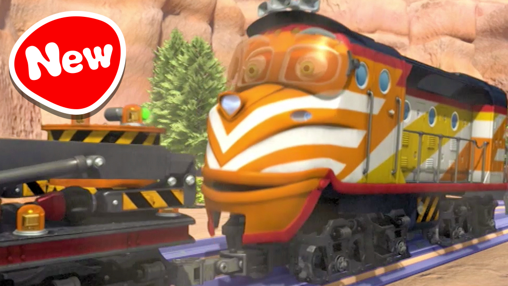 Chuggington - Get to Know Tyne