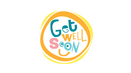 Get Well Soon logo
