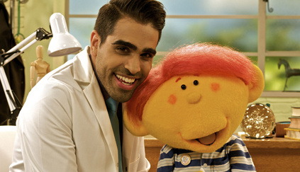 Dr Ranj and Jobi