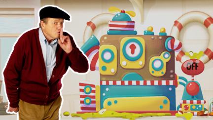Grandpa In My Pocket - Mr Mentor's Spectopular Lolly Popper