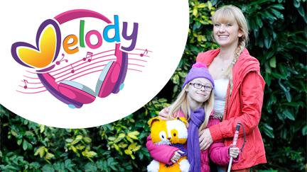 Melody, Mum and Fudge