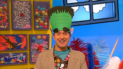 Mister Maker - Big Head Masks