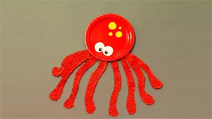 Mister Maker - Bubble Wrap Octopus