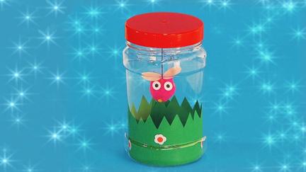 Mister Maker - Bug in a Jar