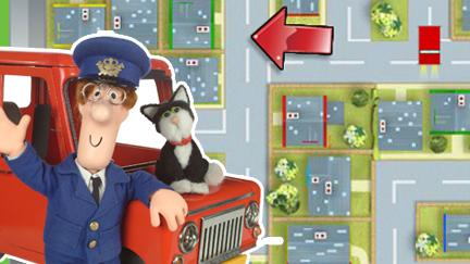 Postman Pat - Delivery Dash