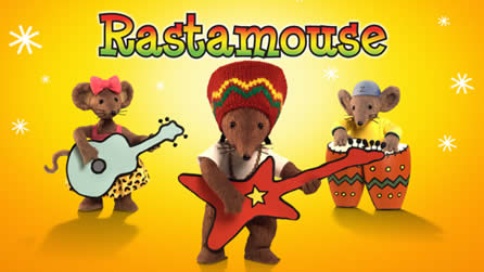 Rastamouse and friends