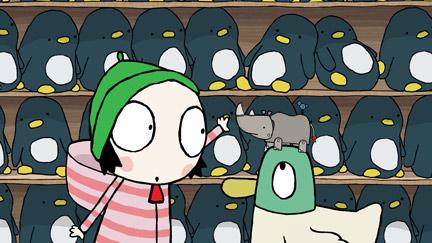 Sarah and Duck - Big Shop
