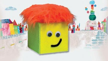 Show Me Show Me - Make your own Stuffy Stuff Box