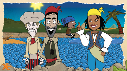 Swashbuckle - Stepping Stones