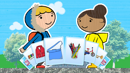 Time for School  - Time for School Mix and Match