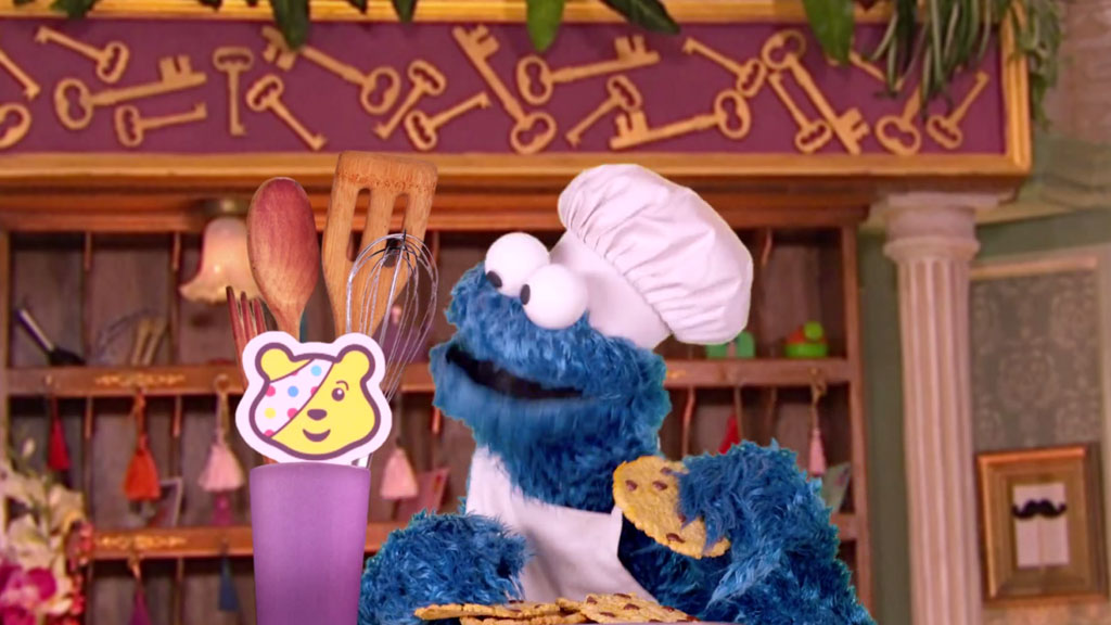 The Furchester Hotel - Cookie Monster - Children in Need Special